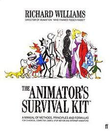 awesome animation books the animators survival kit