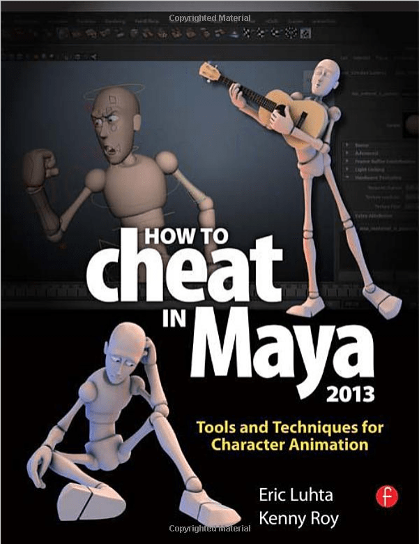 best maya animation books how to cheat in maya 2013