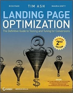 Landing Page Optimization Book